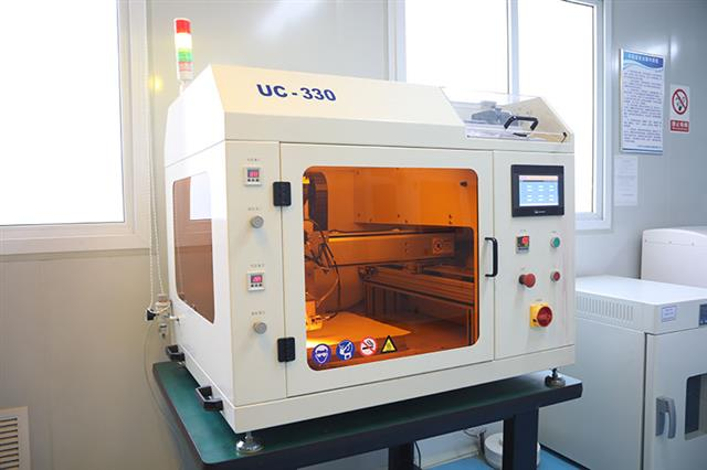 Ultrasonic precision spraying
